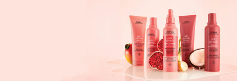 New to AVEDA