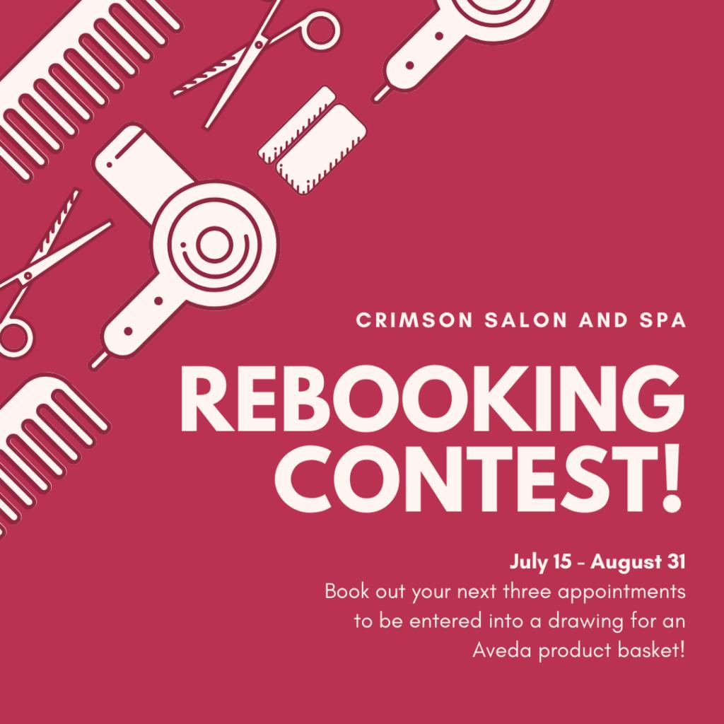 Rebooking Contest!