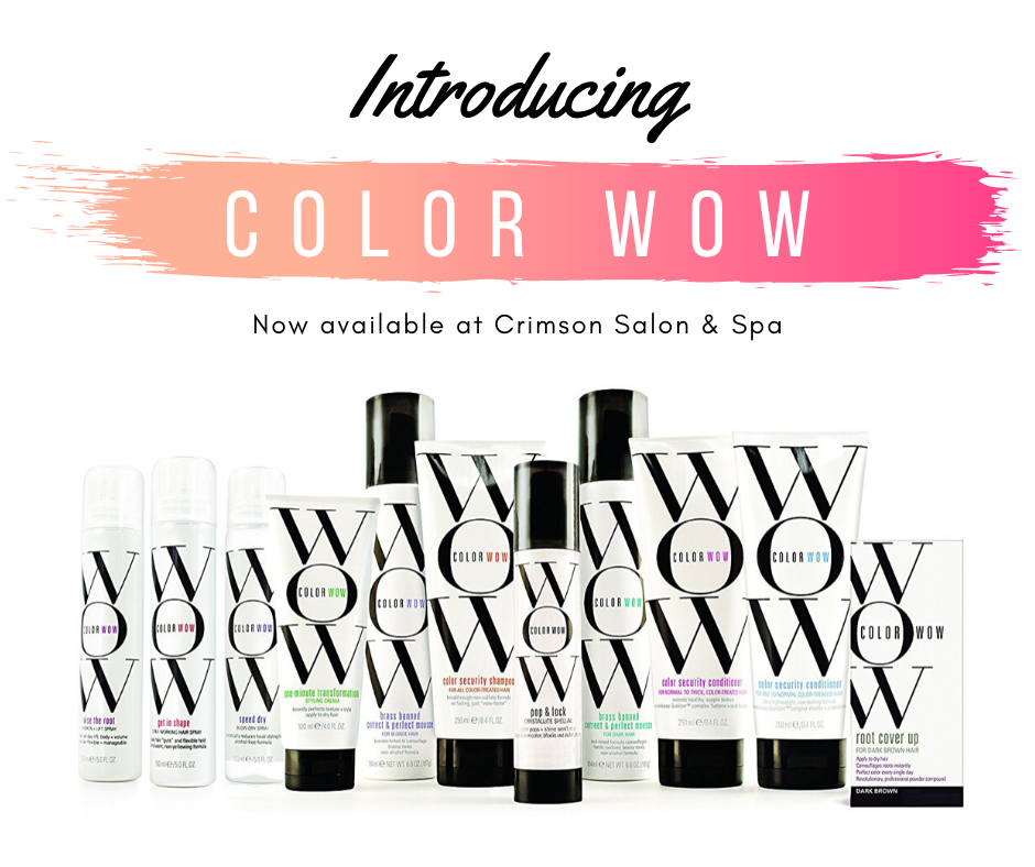 Introducing Color Wow!
